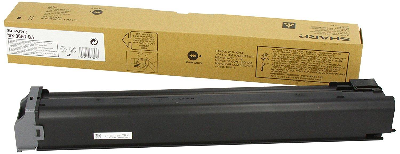 Laser Toner Cartridges Sharp MX36GTBA Black Toner 24K