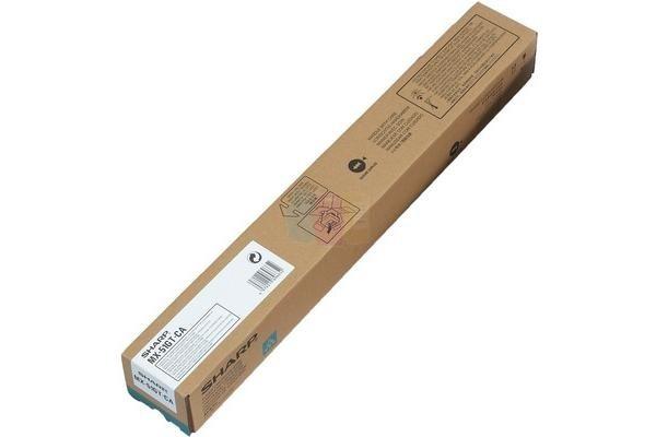 Laser Toner Cartridges Sharp MX51GTCA Cyan Toner 18K