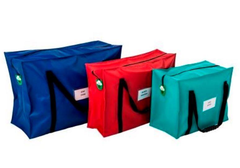 Bags Versapak Courier Holdall W508 X D152 X H356mm Blue