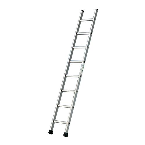 Aluminium Ladder Single Section 16 Rungs