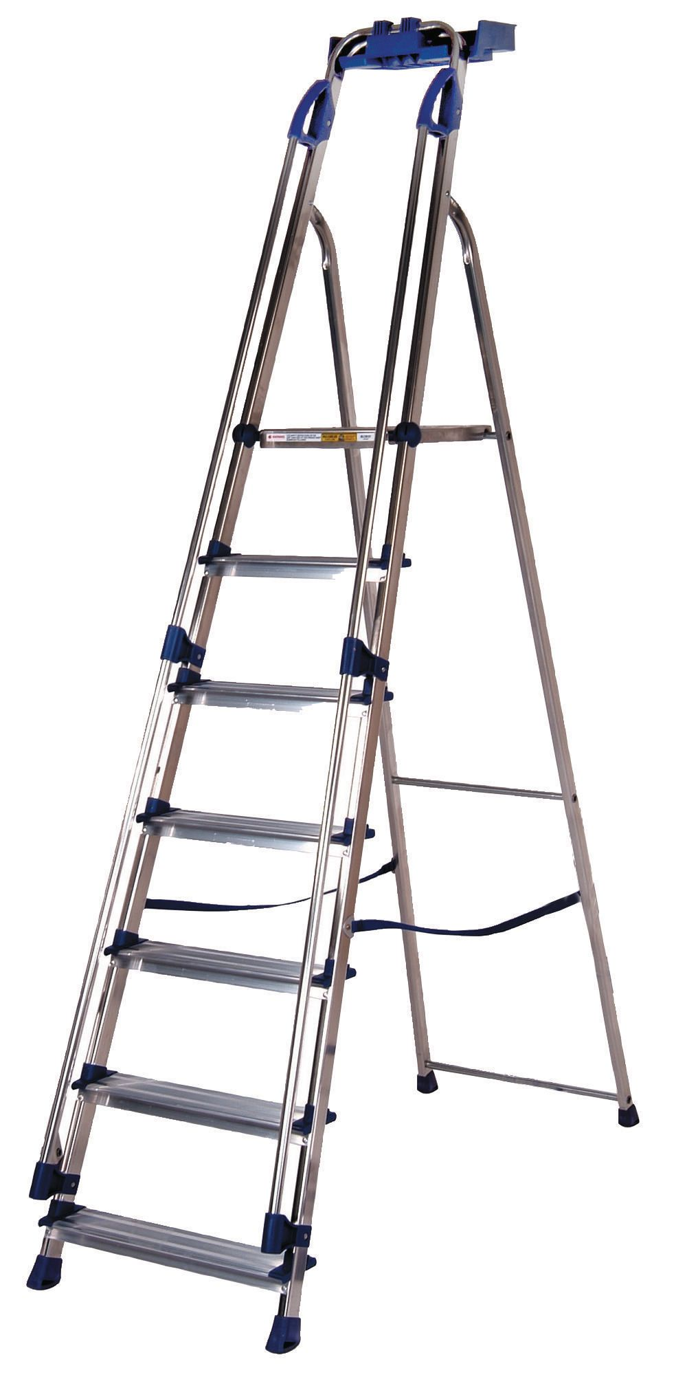 Ladder 7 Steps Blue Seal Capacity 150kg