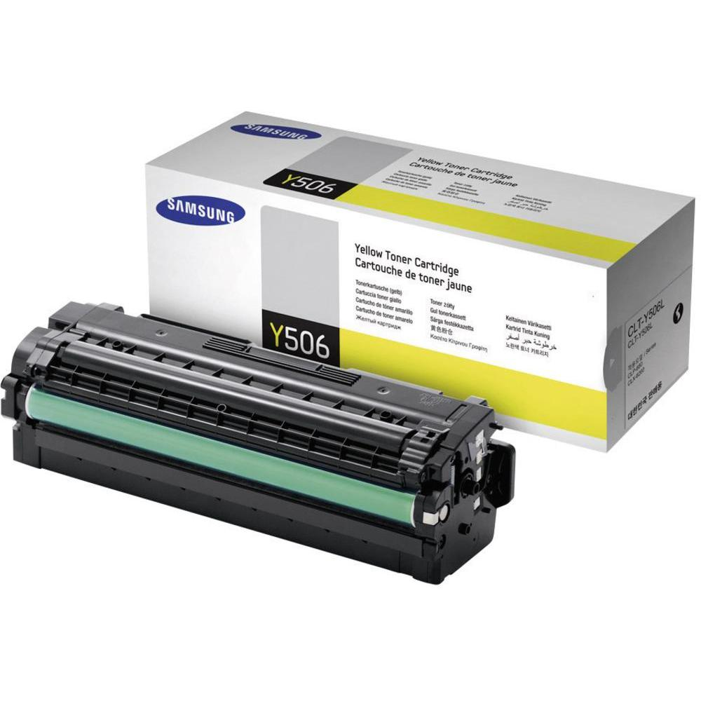 CLT-Y506L High Yield Yellow Toner