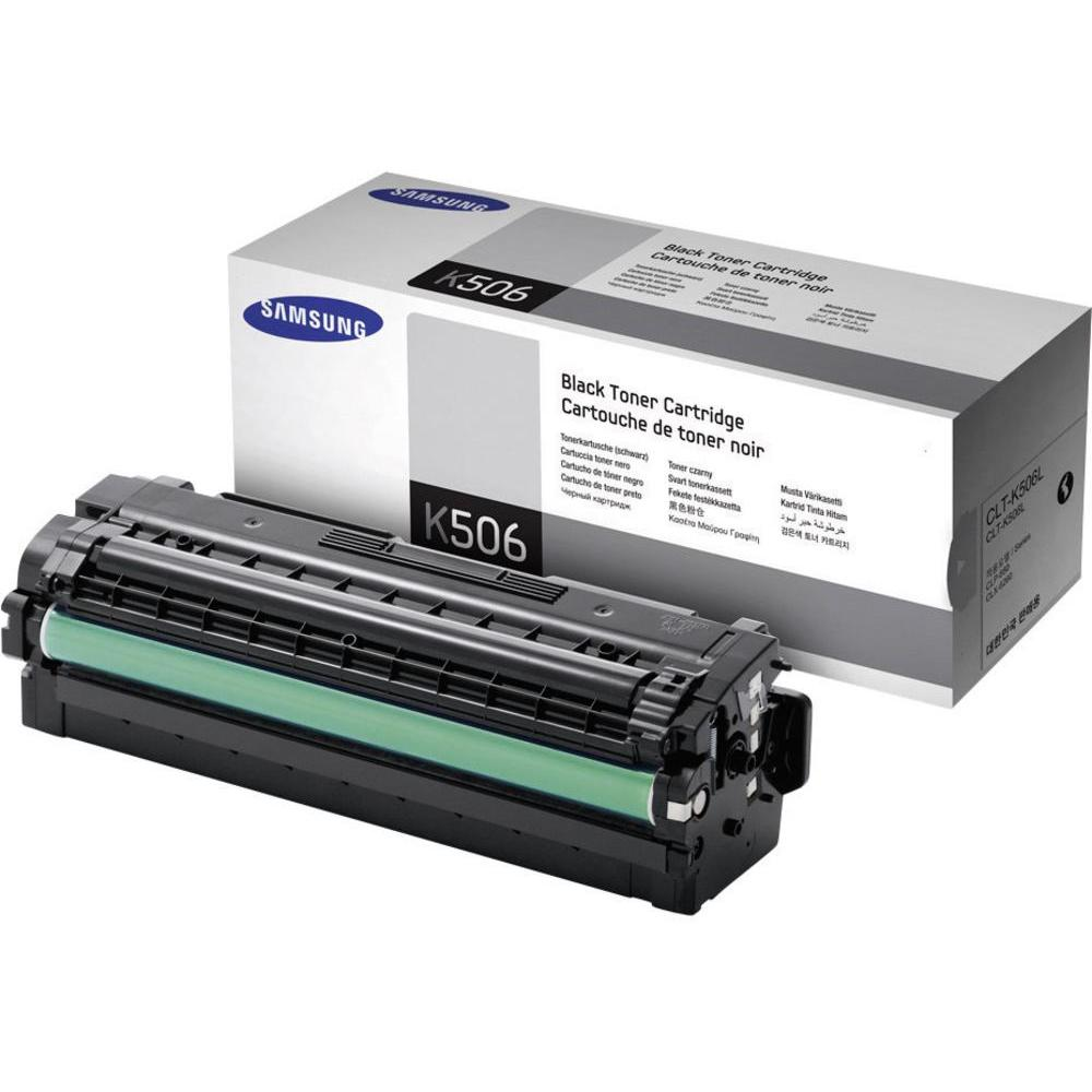 Samsung CLT-K506L H-Yield Blk Toner Cartridge