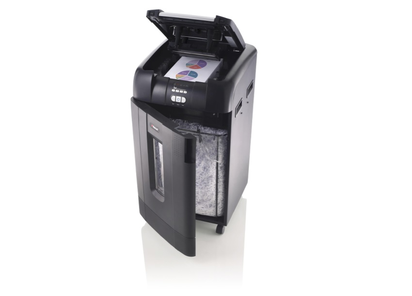 Rexel AutoPlus 750X Shredder Cross-cut P-4 Ref 2103750