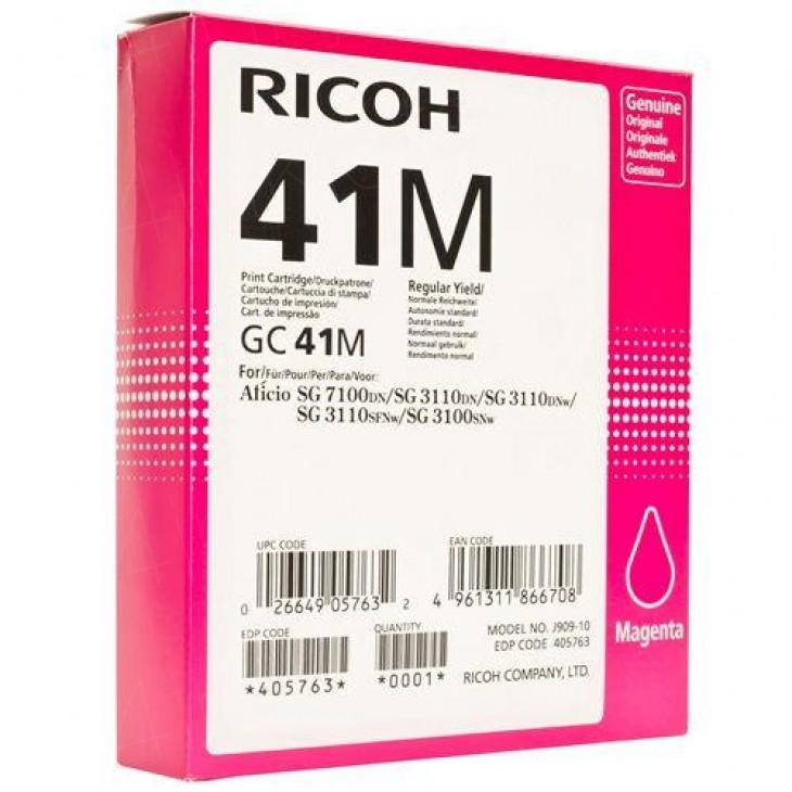 Ricoh 405763 (GC-41 M) Magenta 2.2K