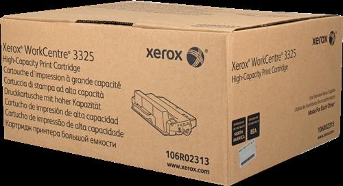 Xerox 106R02313 Black Toner 11K