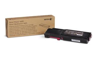 Xerox Phaser 6600/6605 Magenta Toner