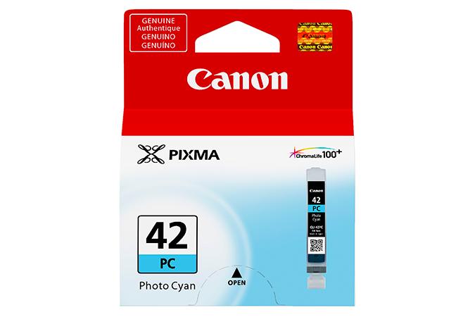 Canon CLI-42PC Photo Ink Tank Capacity 13ml Cyan Ref 6388B001