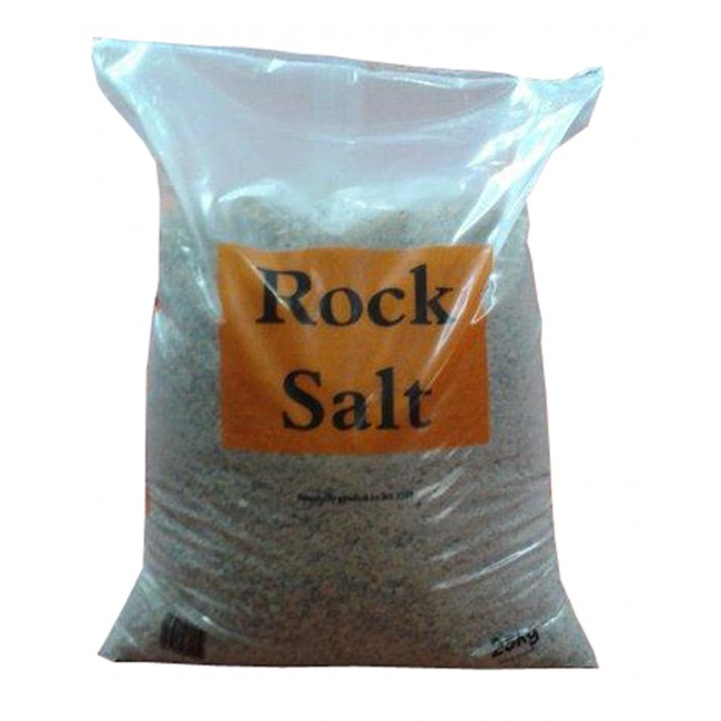 25KG Bag Brown Salt