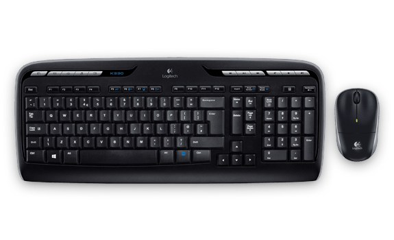 Logitech MK330 Wireless Keyboard/Mouse
