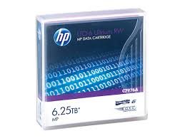 HP LTO-6 Ultrium 6 25TB Mp Rw Dat Cartridge