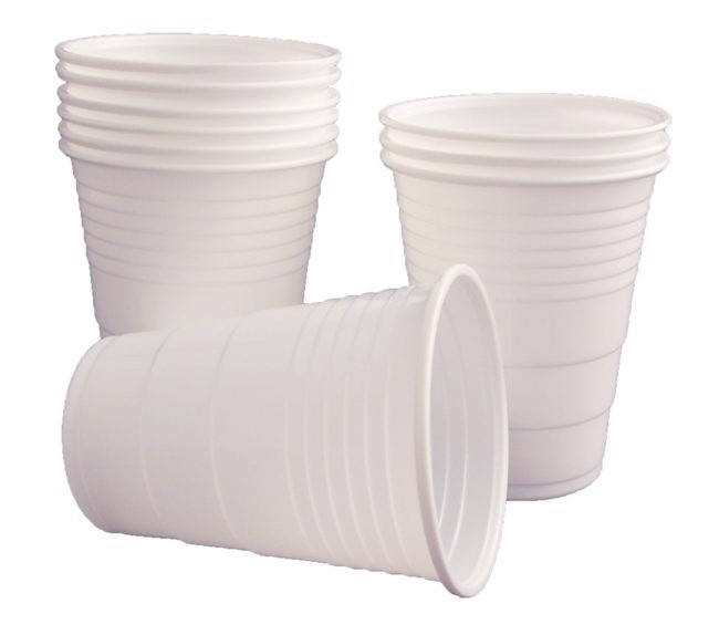 Cup for Cold Drinks Non Vending Machine 7oz 200ml White [Pack 100]