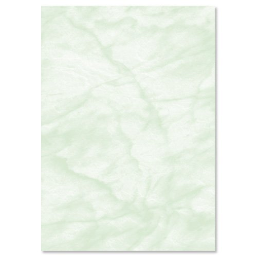 Marble Paper for Toner and Inkjet 90gsm A4 Green [100 Sheets]