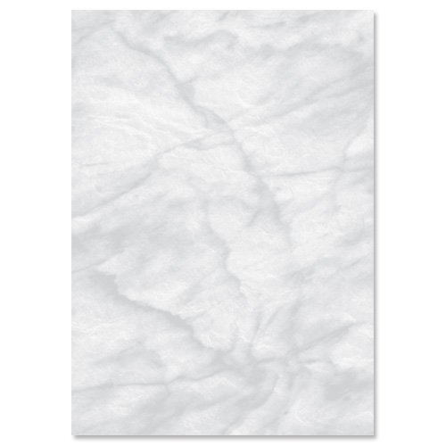 Marble Paper for Toner and Inkjet 90gsm A4 Grey [100 Sheets]