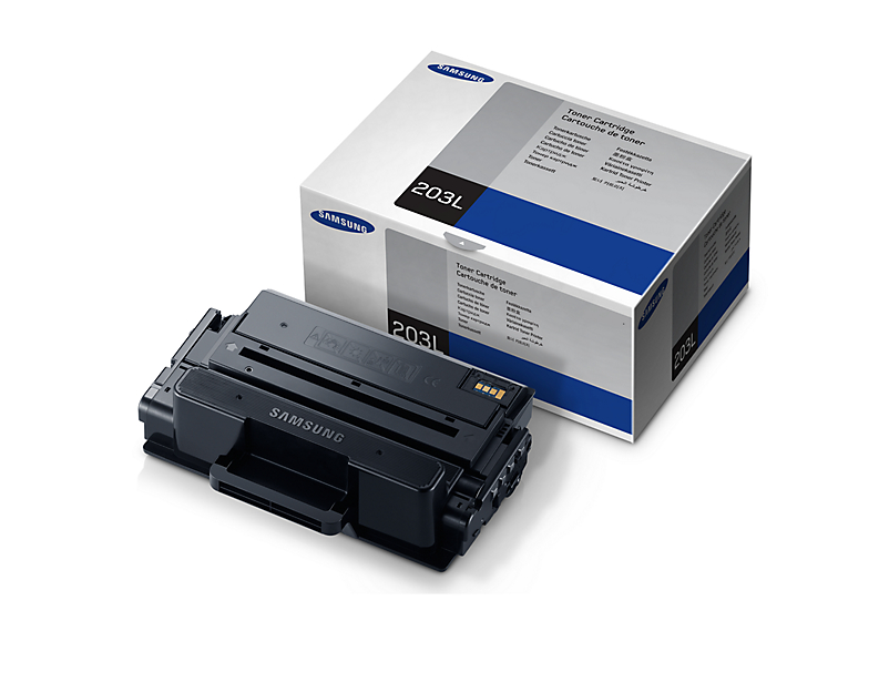 Samsung Laser Toner Cartridge High Yield Page Life 5000pp Black Ref MLT-D203L/ELS