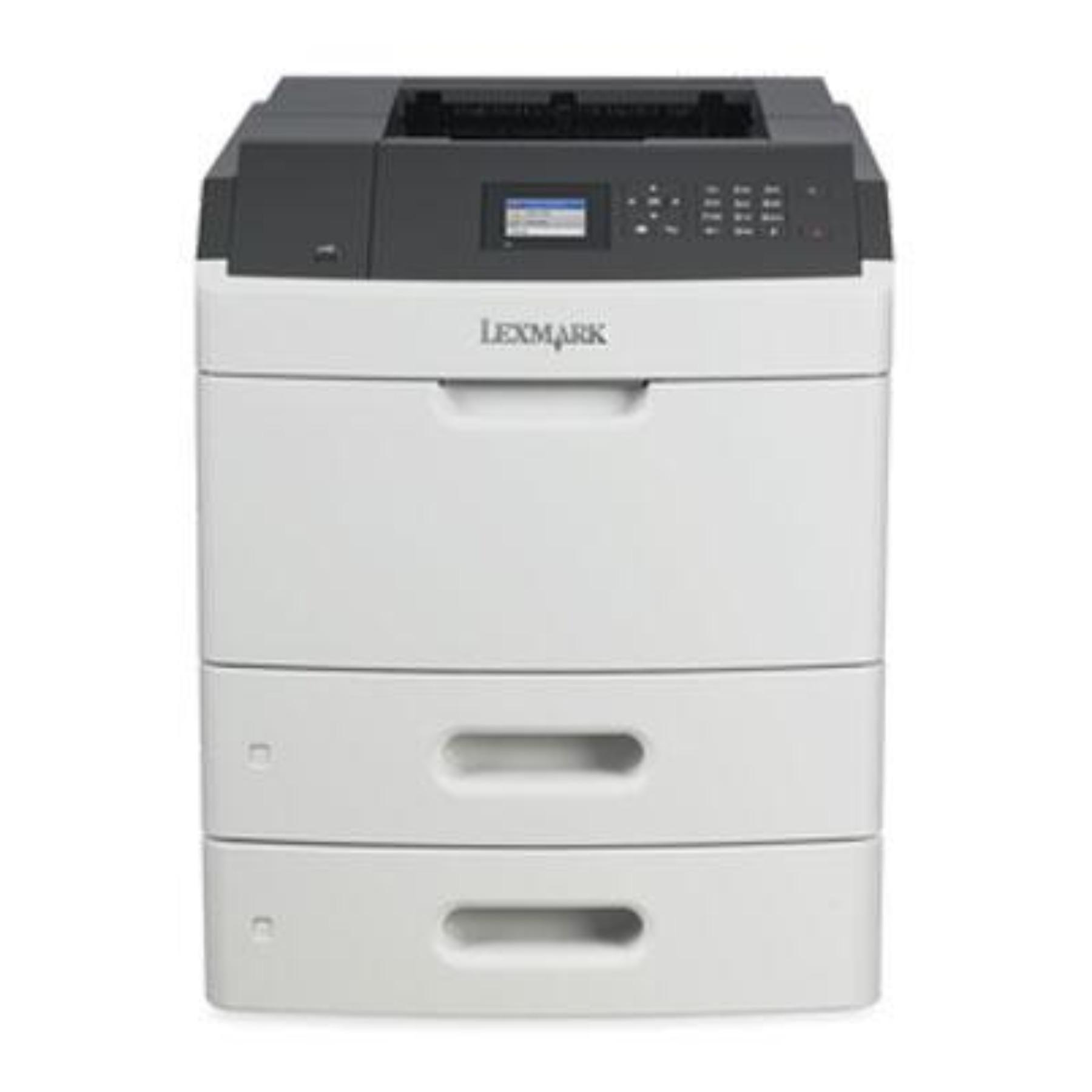 Lexmark MS810DTN Mono Laser Printer