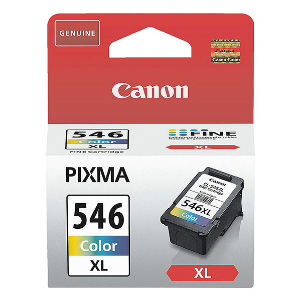 Canon CL-546XL Colour Inkjet Cartridge