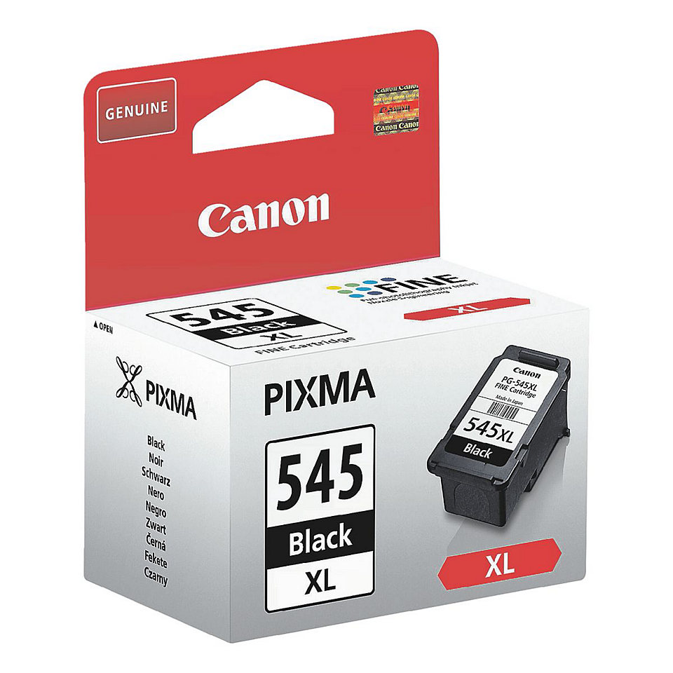 Canon PG-545XL Black Inkjet Cartridge