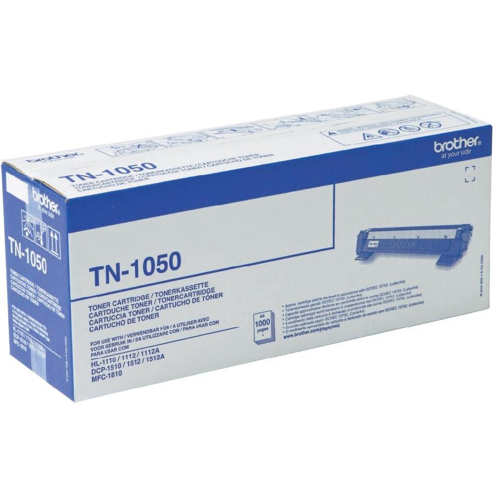 Brother TN-1050 / TN1050 Black Toner