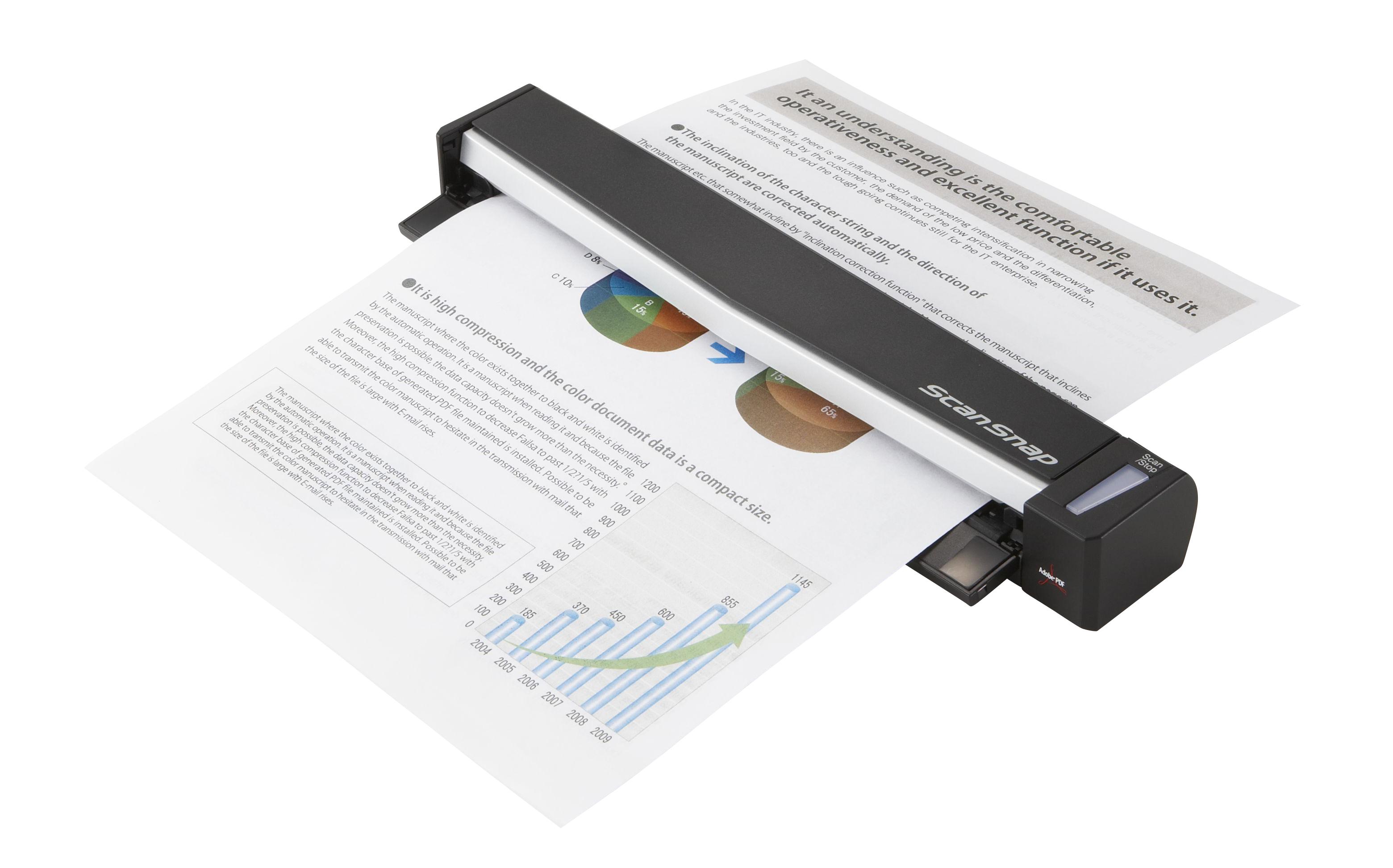 Fujitsu image scanner scansnap s1100 fujitsu global.