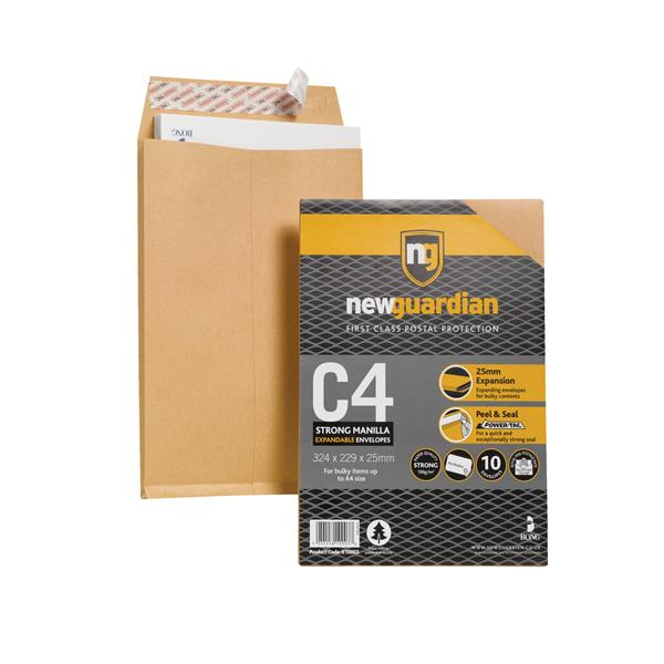 New Guardian Gusset C4 PK10