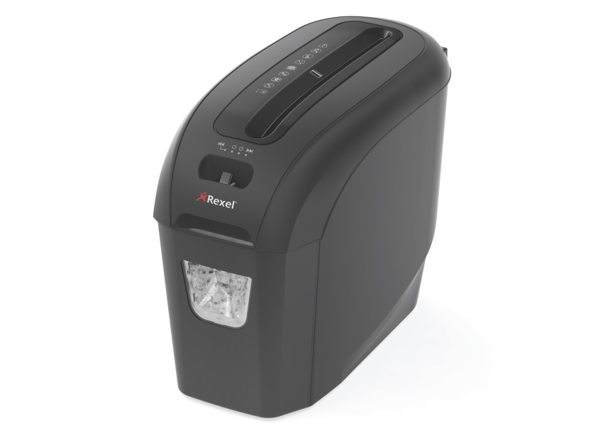 Rexel Prostyle Plus 5 Shredder Cross-cut P-4 Ref 2104005