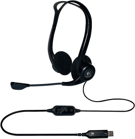 Logitech PC960 Headset