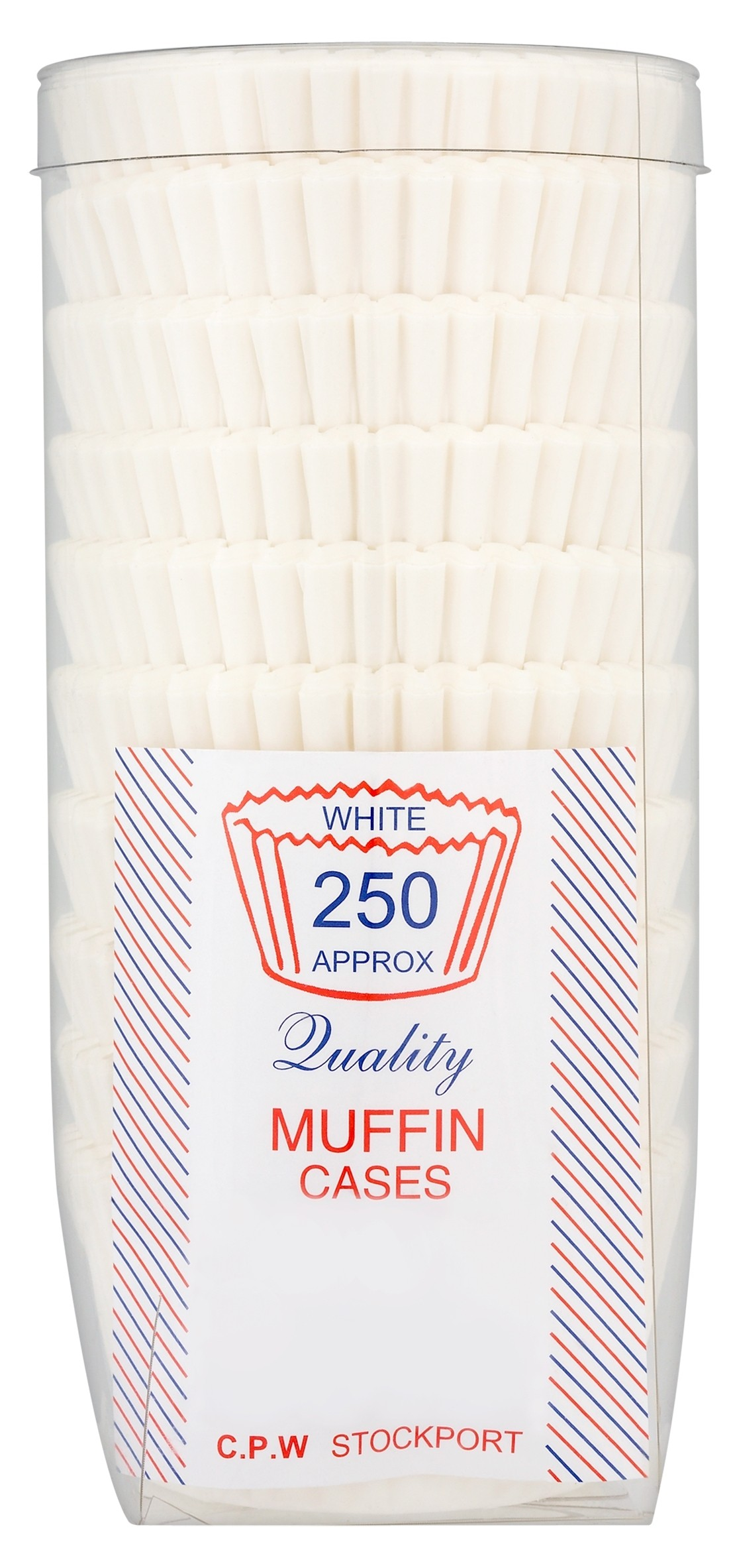 Caterpack Muffin Cases Ref 03895 [Pack 250]