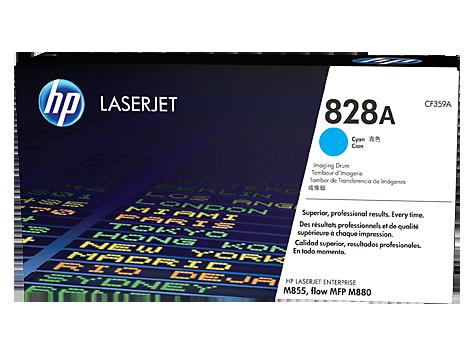 HP 828A Cyn LaserJet Imaging Drum CF359A