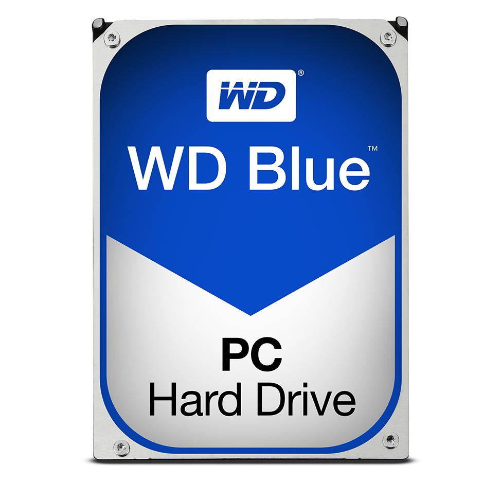 Internal Computer Expansion WD 1TB Caviar Blue 64Mb 7200Rpm 3.5 Inch HDD