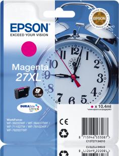 Epson 27XL MagentaCartridge T2713
