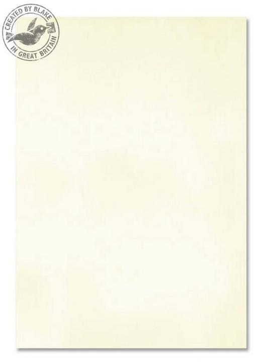 Blake Premium Business Paper Vellum Laid A4 297x210mm 120gsm  (Pack 500)