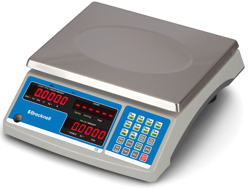 Salter Count and Weigh Scale Accumulate and Count Red LED 6kg 1g Increments W295xD335xH117mm Ref B140