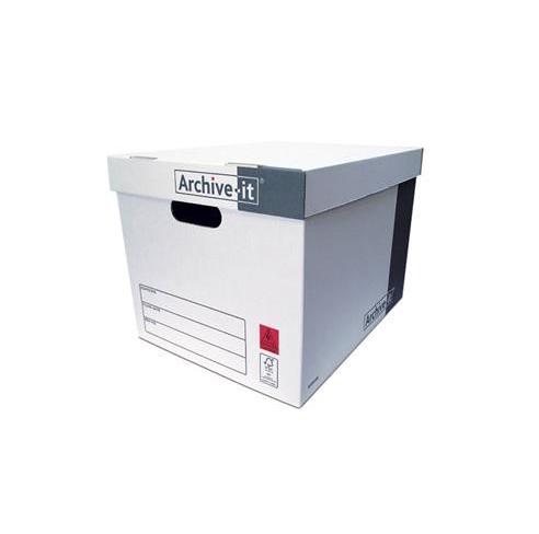 Value Archive-It Storage  Box 384x317x287mm PK10