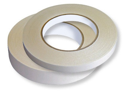 Double Sided Tape ValueX Double Sided Tape Tissue 25mmx50m (Pack 6)