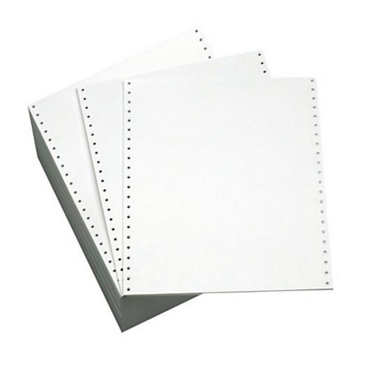 Value Integrity Listing Paper 11x368 70gsm Plain BX2000