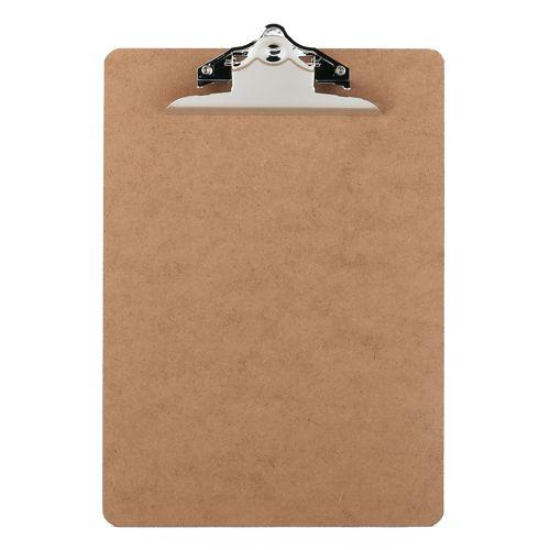 Value Hardboard Clipboard A4
