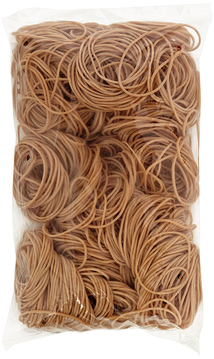 Rubber Bands ValueX Rubber Bands (No 24) 1.5mmx150mm 454g