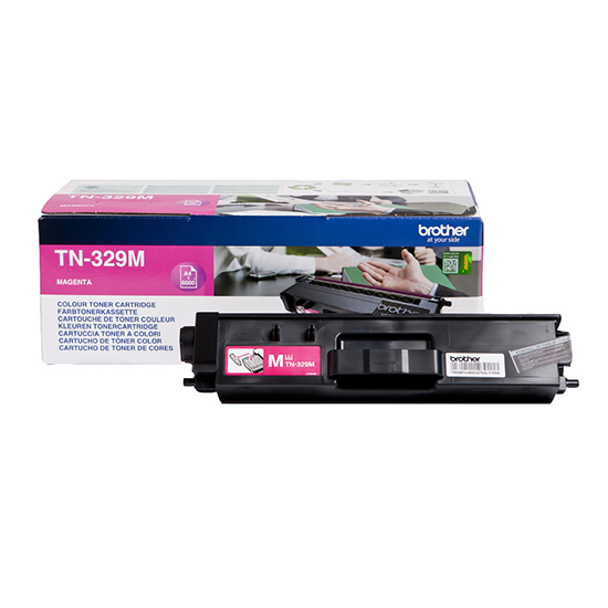 Brother TN329Y Toner Yellow