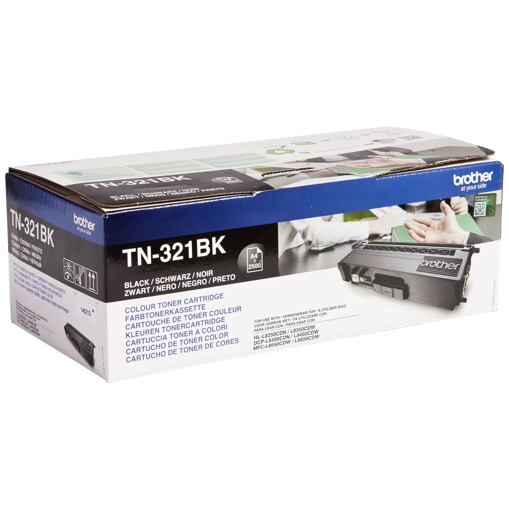 Brother TN321BK Toner Black