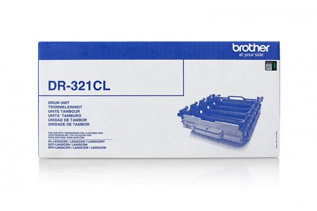 Drum Units Brother DR3201CL Colour Drum Kit 25K