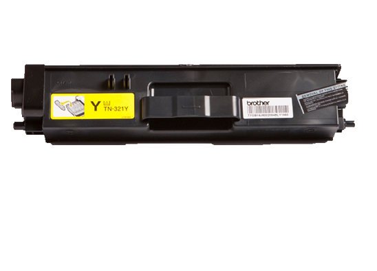 Brother TN321Y Toner Yellow
