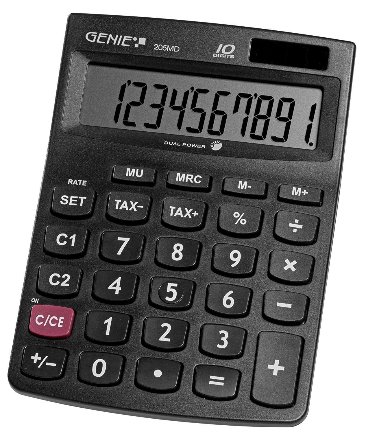 Desktop Calculator ValueX 205MD 10-Digit Desktop Calculator
