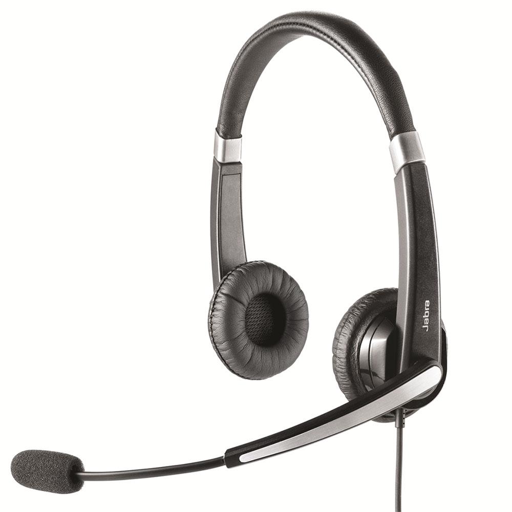 Jabra Voice 550 Microsoft UC Duo Headset
