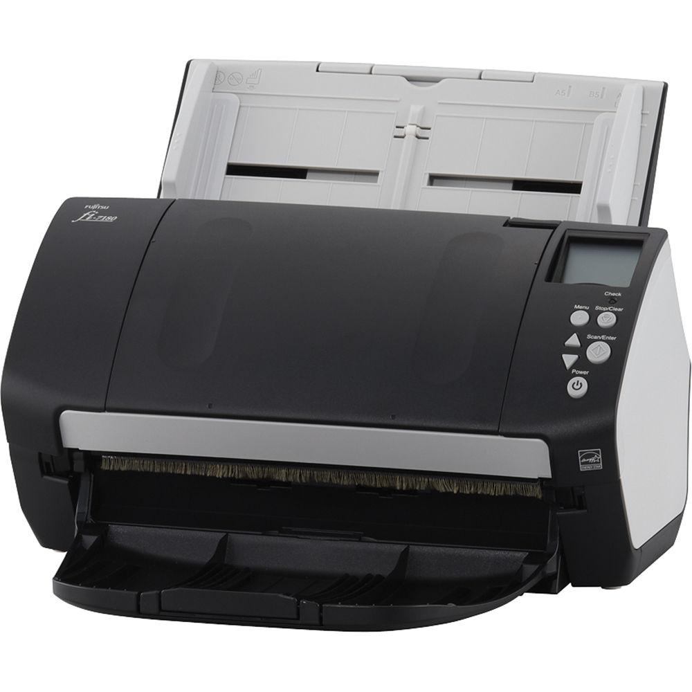 Scanners Fujitsu FI7180 A4  Document Scanner