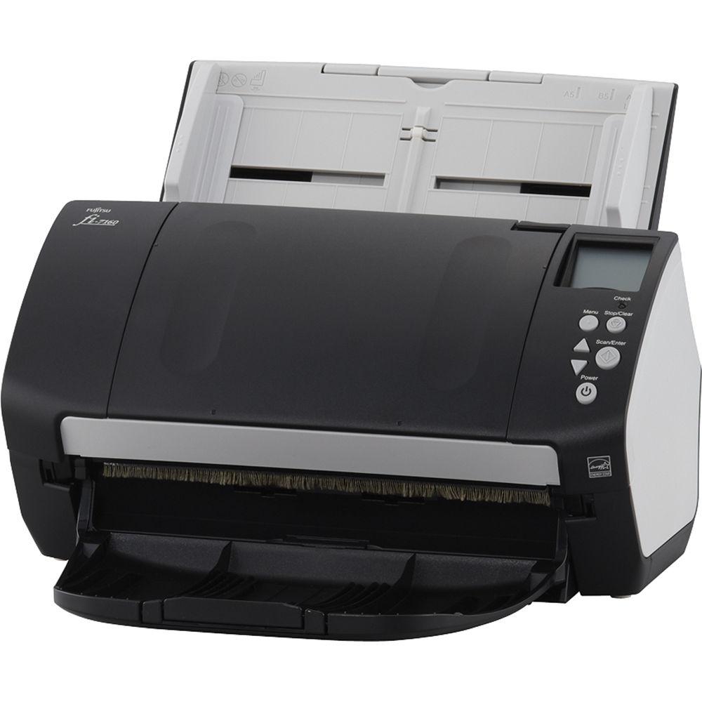 Scanners Fujitsu FI7160 A4 Document Scanner