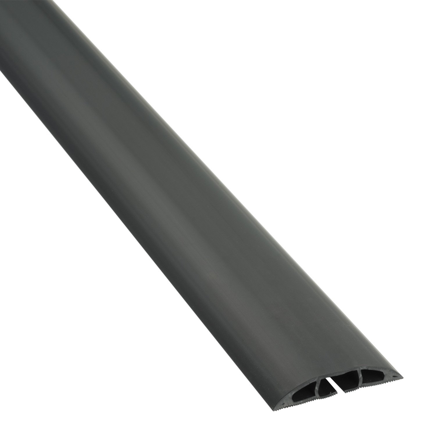 Cable Tidies D-Line Light Duty Cable Cover 1.8m Black