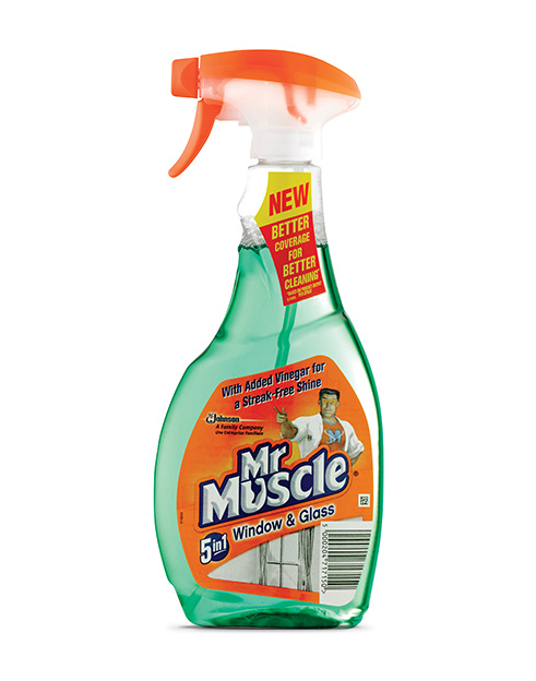 Mr Muscle Window and Glass Cleaner Professional 750ml Ref 1003009