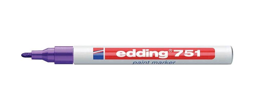 Edding 751 Paint Marker BL PK10