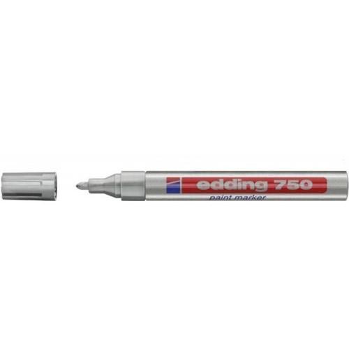 Edding 750 Paint Marker SIL PK10